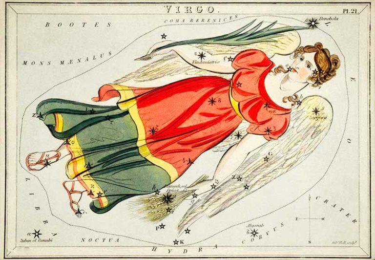 zodiaque vierge